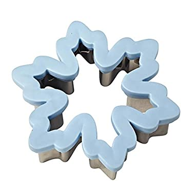 Wilton Snowflake Comfort Grip Cookie Cutter
