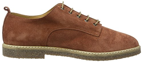 Alberto Fermani Fashion Shoes Women, Zapatos de Cordones Derby para Mujer Marrón