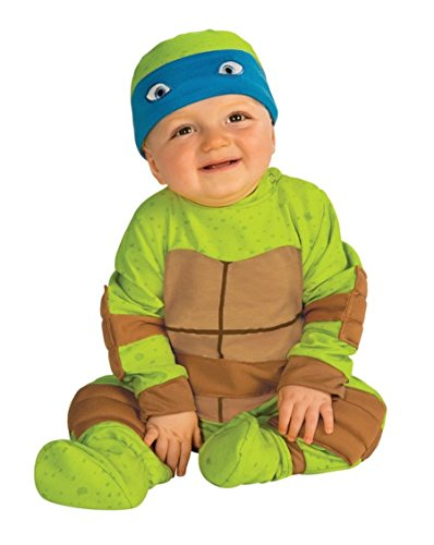 Rubie's Costume Baby's Teenage Mutant Ninja Turtles Animated Series Baby Costume