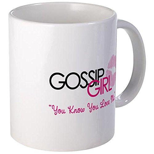 CafePress Gossip Girl Mug Unique Coffee Mug, Coffee Cup
