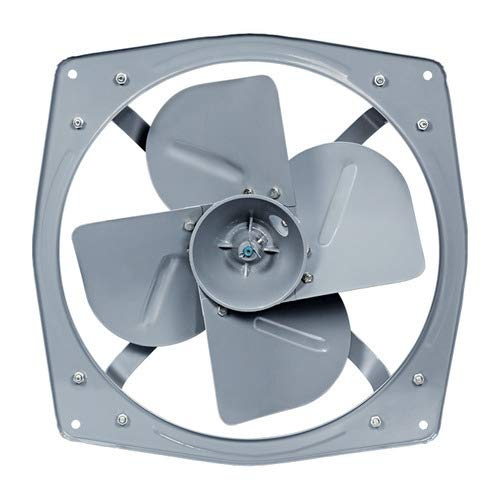 Kerwa Metro/Turbo Trans Air Exhaust Fan || 225 mm (9 inch) || Double Ball Baering and 4 Leaf Metal Blade Facility || for Kitchen,Bathroom,Store, Office || is: 996 Appoved Motor