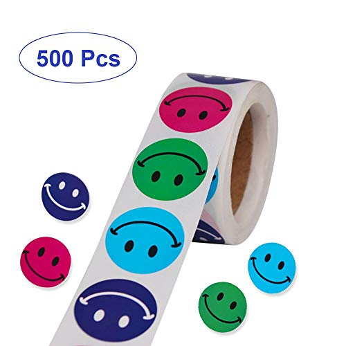 Smiley Face Stickers, 1