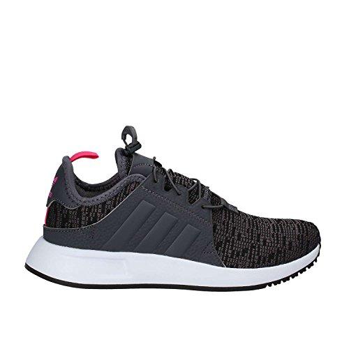 adidas X_PLR J, Zapatillas de Deporte Unisex Niños Gris (Gricin / Gricin / Ftwbla)