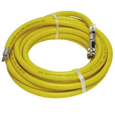 RPB Respiratory NV2028 25' Breathing Air Supply Hose, 3/8