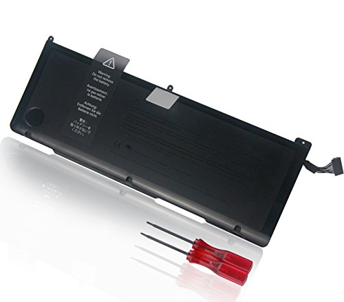 (Replacement A1383 Battery,Aomore New Laptop Battery for Apple MacBook Pro 17 inche A1383 A1297(only for 2011 Version) ,Fits A1383 020-7149-A 020-7149-A10 [10.95V 95Wh])