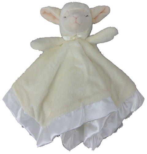 Cuddle Toys 1327 33 cm Square Lamb Lil Snuggler Plush Toy ()