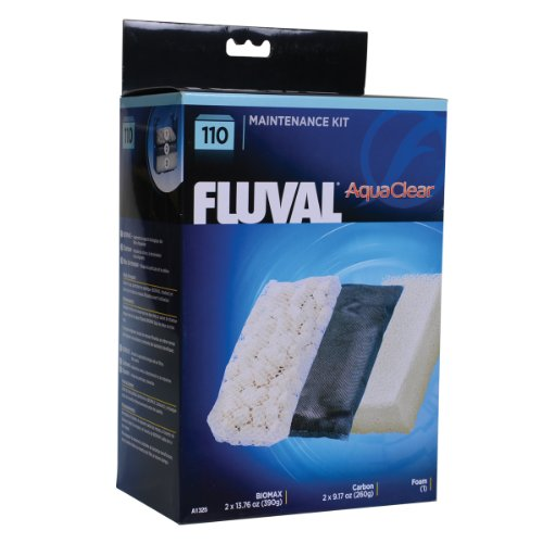 Ceramic Biomax (Fluval Maintenance Kit for AquaClear 110/500)