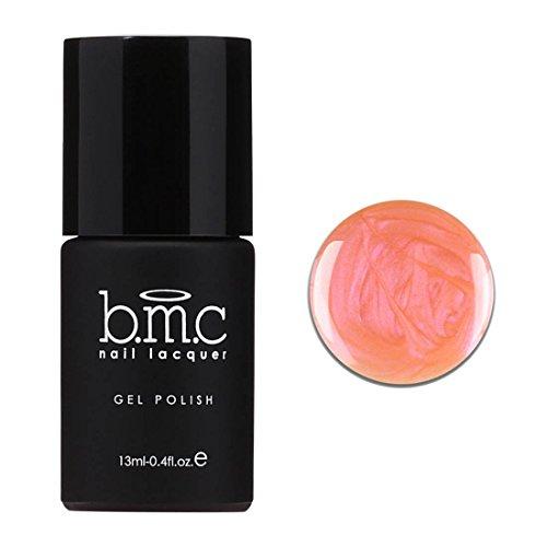 BMC By Bundle Monster Peach Gel Lacquer Nail Polish - All Th