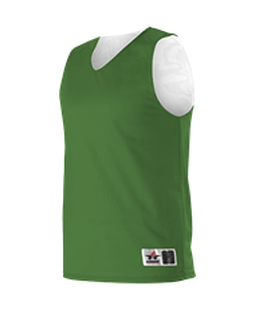 Alleson YOUTH BOYS BASKETBALL REVERSIBLE MESH TANK TOP 560RY