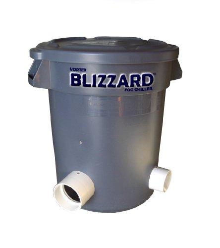 Vortex Chillers Commercial Series Blizzard Fog Chiller -