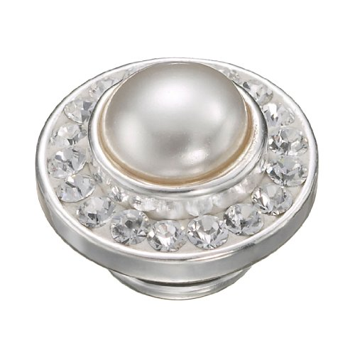 Kameleon Jeweley Snow White Crystal Syn Pearl & Crystal Jewelpop KJP500 - Kameleon Pearl