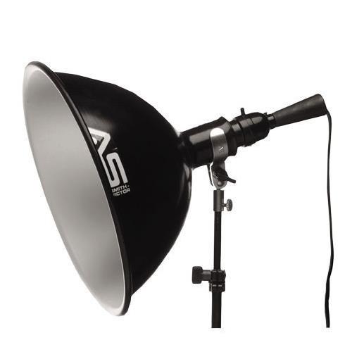 Smith Victor Lamps - Smith Victor A12UL, 12'' Adapta-Light 500 Watt Tungsten Flood Light w/Reflector