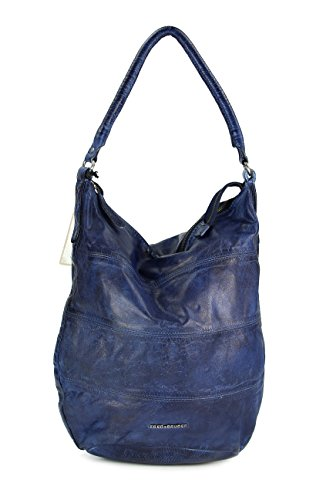 FredsBruder Every Day II Borsa hobo navy