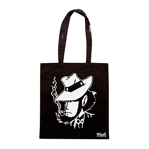 Borsa Jigen Lupin Iii - Nera - Cartoon by Mush Dress Your Style