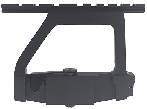 SportPro Metal Sight Support Weaver Rail for AEG GBB AK Airs