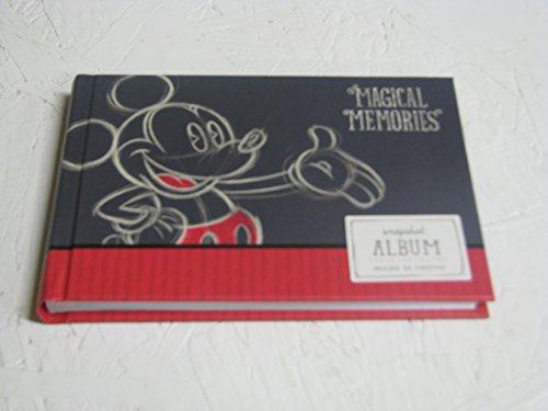 Hallmark EDY2145 Disney Mickey Mouse Slim Photo Album