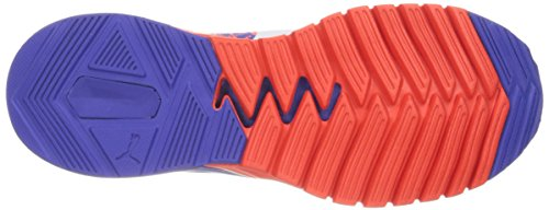 Puma Mujeres Ignite Dual Proknit Wns Zapato Running Blast Red / Royal Blue