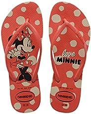 Chinelo Slim Disney, Havaianas, Meninas