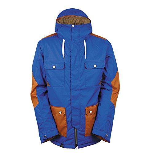 スノーボード ウェア 686 SIX ジャケット FIELDMAN JACKET Sサイズ