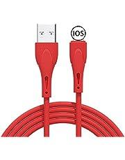 Vloeibare Siliconen Usb-kabel 2.4 A Snel Opladen Draad Snellader Type-C/Micro USB/iOS Datakabel Voor iphone Mobiele Telefoon: