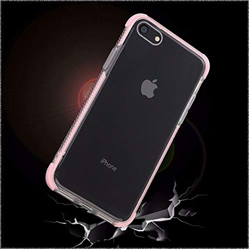 MingKun 4 Transparente 4 2et1 6 para 6S 7 iPhone iPhone 6S Fundas TPU iPhone Silicona Suave Pulgada Carcasa Funda tgvwExqnU
