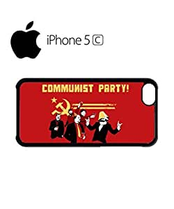 Communist Party Banksy Mobile Cell Phone Case Cover iPhone 5c Black