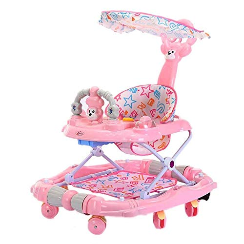 Amazon.com : Foldable Baby Walker, Variable Rocking Horse ...