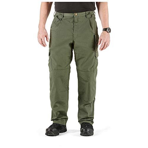 5.11 Men's Taclite Pro Tactical Pants, Style 74273, TDU Green, 28Wx30L