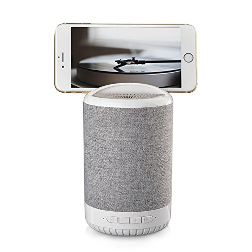 New Speaker.Likero Portable Wireless Bluetooth Card 3D HiFi Stereo Retro subwoofer Loudpeaker (White) by Likero (Image #1)