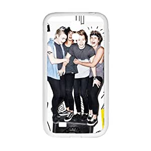 JIANADA 5 Seconds of Summer Cell Phone Case for Samsung Galaxy S4
