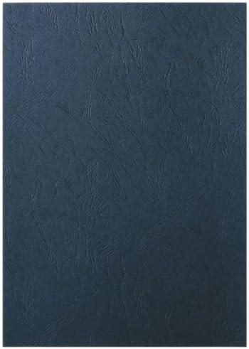 LEITZ 33666 - Tapas encuadernación cartón 240 gr. Textura tipo piel (Pack 100 ud.) color negro: Amazon.es: Oficina y papelería