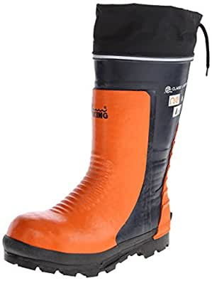 Amazon Com Viking Footwear Bushwacker Waterproof Steel