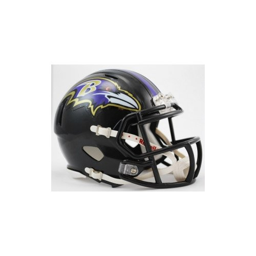 Riddell NFL BALTIMORE RAVENS Replica NFL Mini Helmet RIDDMINIBALSP