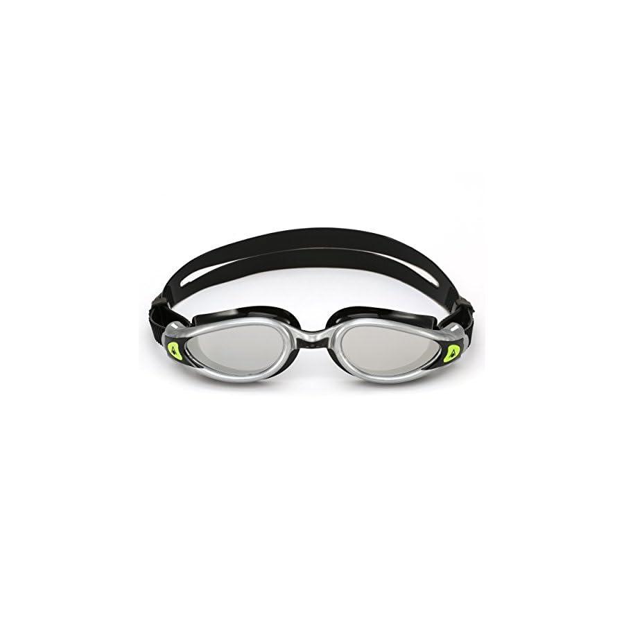 Aqua Sphere Kaiman Exo Swim Goggle, Made in Italy
