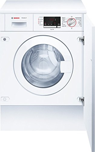 Bosch WIA24200EE - Lavadora (A +, 1.02 kWh, 45 L, LED, 595 mm, 565 ...