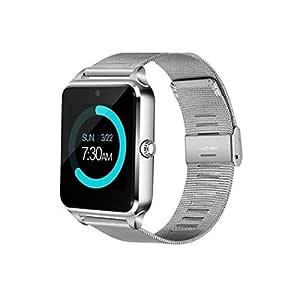 Adolenb Reloj Inteligente Smartwatch Phone Podómetro Sedentary ...