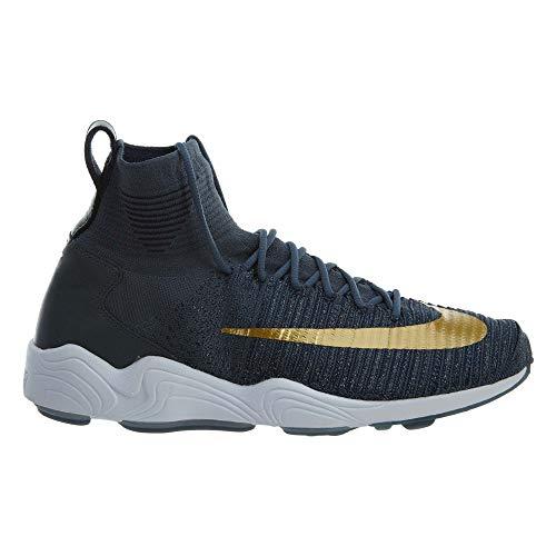 Nike Fox gold Uomo Mercurial Xi Zoom Fk Da Blue Ginnastica cScarpe Basse F thdBCrxsQ