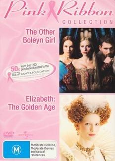 The Other Boleyn Girl / Elizabeth The Golden Age (Pink Ribbon)