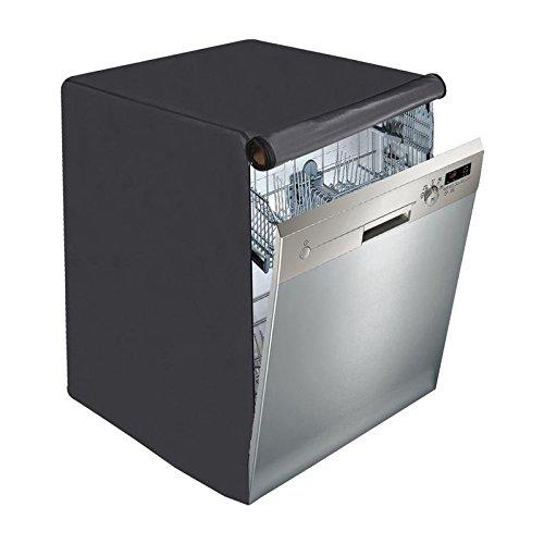 Stylista Dishwasher Cover for IFB Neptune VX 12 Place Settings Darkgrey