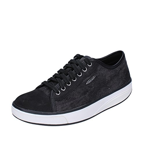 Mbt Tessile Sneakers Sneakers Mbt Donna Tessile Tessile Nero Mbt Nero Nero Donna Sneakers Donna r7wqTr