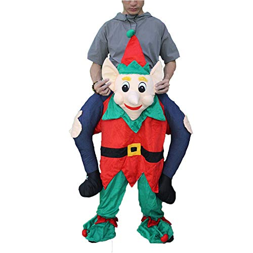Mascot Costume Unisex Halloween Cosplay Novelty Ride