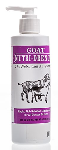 Goat ; Sheep Nutri-Drench, 8 oz pump