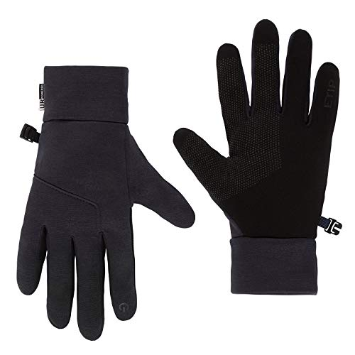 The North Face Etip Glove - Urban Navy Heather - L (Gloves North Face Waterproof)