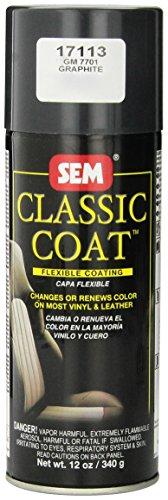 Graphite Classic Coat (SEM 17113 Graphite Classic Coat - 12 oz.)