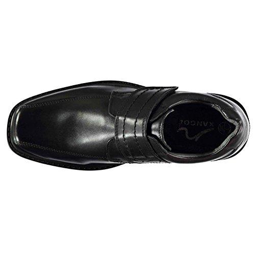 Kangol Kinder Castor Strap Schuhe Jungen Schwarz