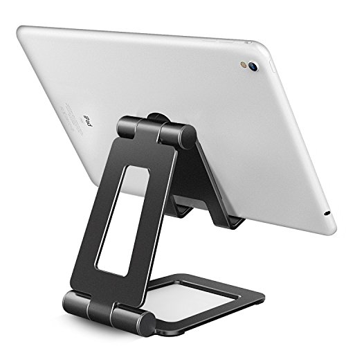 Cell Switch - Adjustable iPad Stand, Tablet Stand Holders, Cell Phone Stands, iPhone Stand, Nintendo Switch Stand, iPad Pro Stand, iPad Mini Stands and Holders for Desk (4-13 inch)