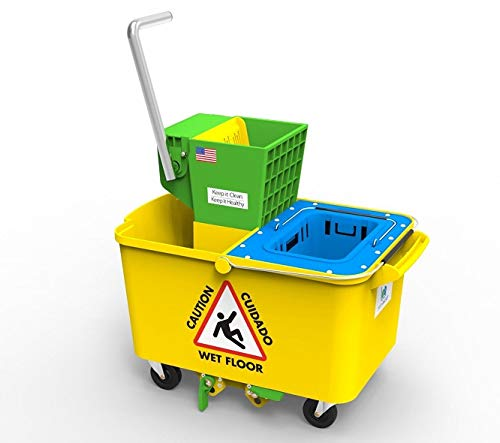 Eco Bucket - Clean Mopping System by Eco Bucket (Image #4)