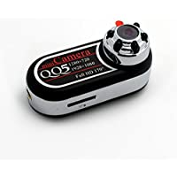 TOOGOO QQ5 camera outdoor sports video recorder infrared night vision wide-angle HD mini camera
