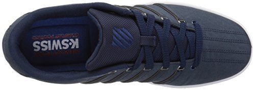K-swiss Mens Court Pro Ii Sp Sneaker Mood Indigo / Bianco