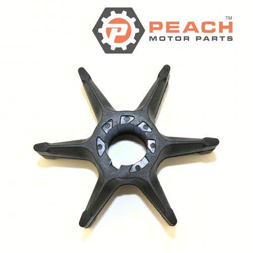 - Peach Motor Parts PM-6F5-44352-00-00 Impeller, Water Pump; Replaces Yamaha: 6F5-44352-00-00, Mercury Marine: 47-83397M, 47-99971M, Sierra: 18-3088, Mallory: 9-45606, CEF: 500352 Made by Peach Mot